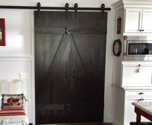 sliding barn door design and installation